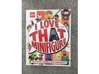 LEGO I love that minifigure book