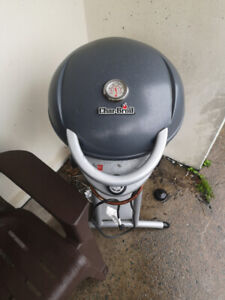 Charbroil electric BBQ for sale two years old $75 obo