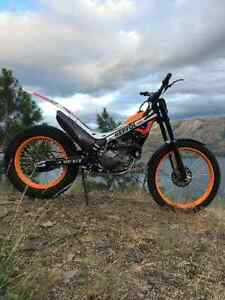 2016 montesa 260 4RT Repsol edition trials bike