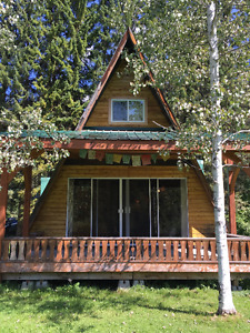 Cabin at Trout Lake, BC for Sale
