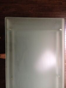 Glass and metal television stand Kitchener / Waterloo Kitchener Area image 3