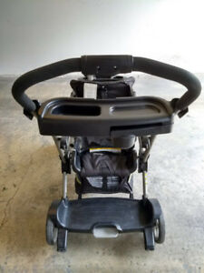 Graco Ready2Go Classic Connect Double Stroller