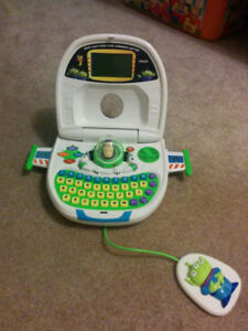 Buzz lightyear learning computer