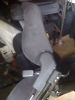 2004-2005 honda accord front cloth seats