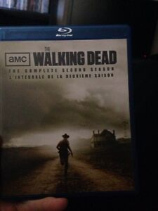 THE WALKING DEAD S2 Blu Ray