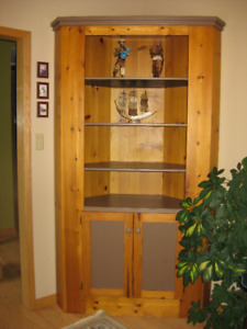 Corner wall unit for sale