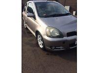 LOW Millage Bargain! Toyota Yaris T Sport 1.5 £1099