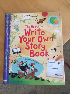 Usborne Write Your Own Story