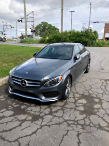 2017 Mercedes C Class, Lease take over. 31 months remaining
