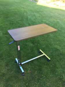 REDUCED Over bed table