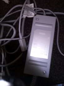 WII NINTENDO CHARGER ADAPTER