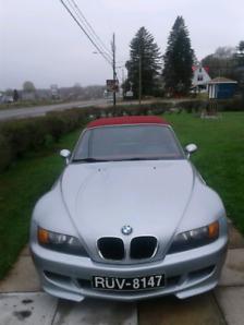 Décapotable BMW Z3 M