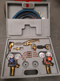Oxy / Acetylene kit with trolley