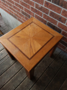 2 matching end table