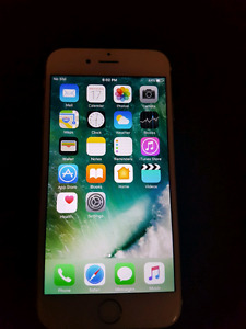GOLD IPHONE 6 16 GIG PERFECTLY WORKING ONLY $200 JUST REDUCED!!!