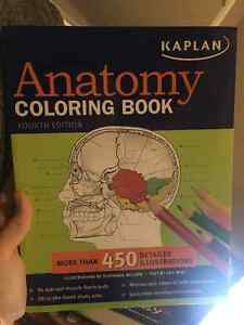 Anatomy Colouring Book - Kaplan