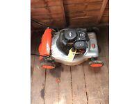 Flymo Petrol Lawnmower - Briggs & Stratton