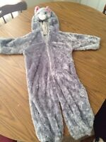 Cat costume for toddler