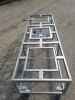 Custom welding and fabrication (stainless)