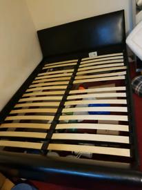 King size bed what memori foam