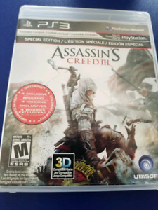 Assassin creed 3 ps3