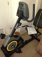 Cycle Trainer (Gold's Gym)