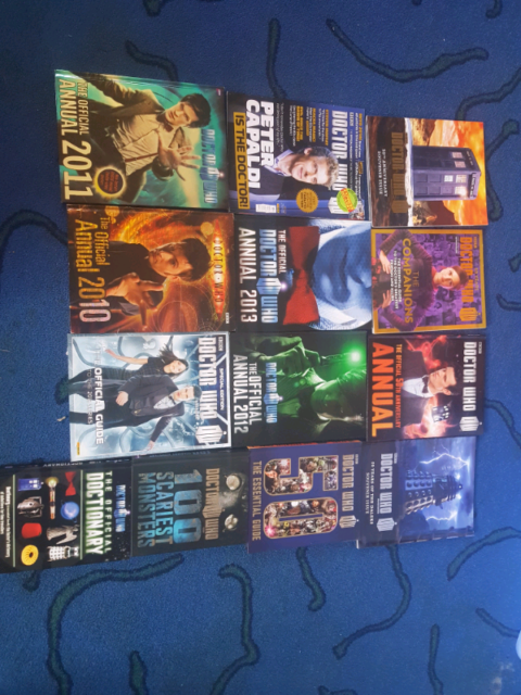 Doctor who books and magazines | Collectables | Gumtree