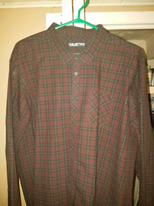 6 dress shirts xxl (Great condition!)barely worn.