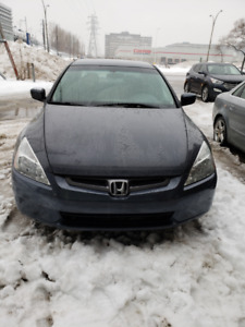 Honda Accord 2005 Fully Equipped Great Condition