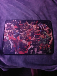 Street Fighter Mouse Pad