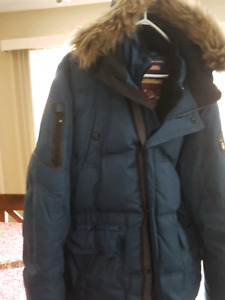 HIGH QUALITY! MEN'S WINTER POINT ZERO JACKET SIZE LARGE