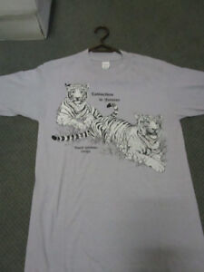 Brand new - Endangered Species t-shirt
