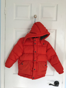 Baby GAP Warmest down jacket / snow pants in great condition