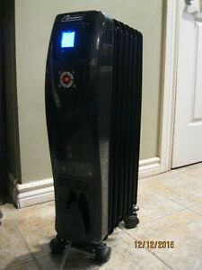 Garrison Oil Filled 1500W LED Display Heater