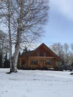 Log house / cabin for sale