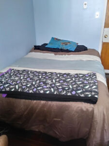 Furnished Room for Rent June 1st. VERY CLOSE to  Gander Mall.