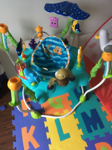 NEMO AND FRIENDS EXERSAUCER