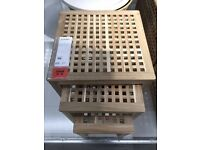 Brand new Ikea set of 3 small tables