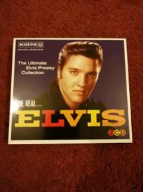 Elvis Presley. The real Elvis. 3 CD set.
