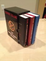 Suzanne Collins -The Hunger Games Trilogy Box Set