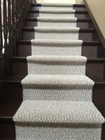 Carpet installation professional stairs & stairs runner &repair