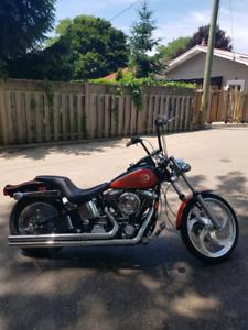 93 Harley Softail