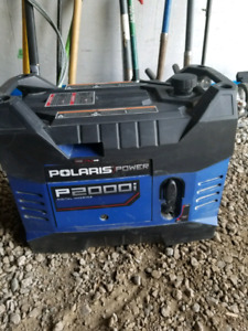Polaris Power P2000i Generator