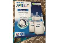 Philips Avent Anti-Colic bottles Classic+