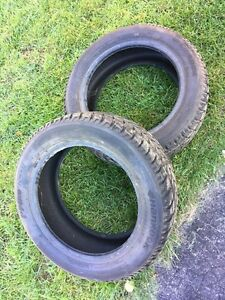 2x  Hankook Winter Tires London Ontario image 1