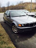 BMW 2004  325i comes with sport suspension