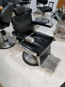 Chaise de barbier Belmont