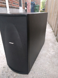 Boss subwoofer PS38