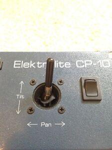 Elektralite CP-10 - Moving Light Controller London Ontario image 5