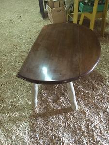 Vintage Drop Leaf Coffee Table